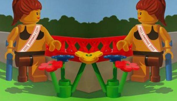 L'universo LEGO di Stefano Bolcato tra infanzia e attualità