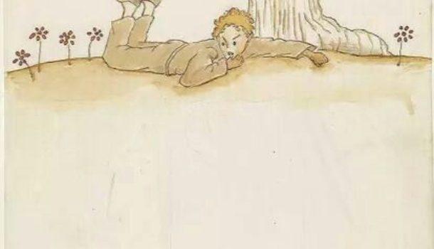 Il Piccolo Principe: acquerelli onirici ed universali