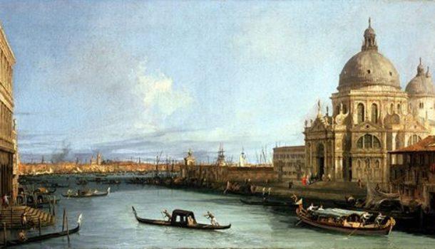 Il vedutismo di Canaletto nella Venezia del '700