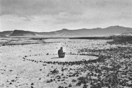 Richard Long e il dialogo con la natura