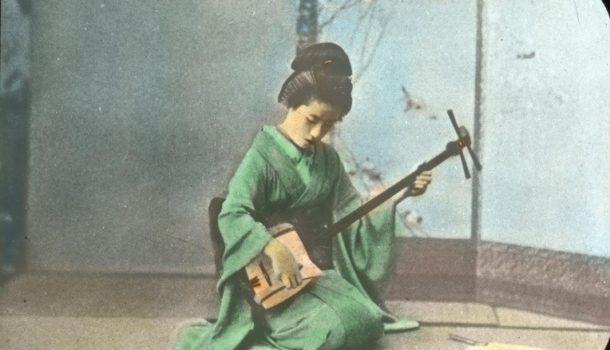 Dall'uomo d'arte all'arte di essere donna? Evoluzione della geisha