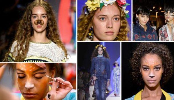 Ispirazione Snapchat: i filtri diventano make-up
