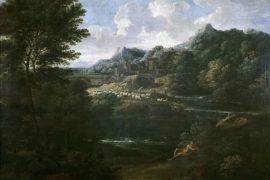 Paesaggio seicentesco: una poetica dichiarazione d'amore alla natura