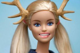 L'Anti-Barbie: Trophy Wife Barbie