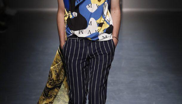 #MFW Miguel Vieira: il Couture Streetwear