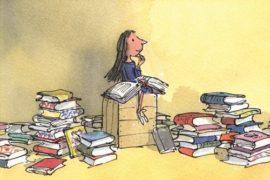 """La letteratura e l'educazione: """"Matilde"""" di Roald Dahl"""