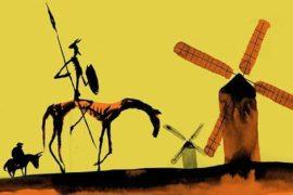 El ingenioso hidalgo don Quijote de la Mancha tra Picasso e Dalì