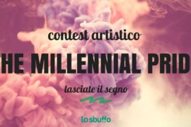 Call For Artist: The Millennial Pride Contest