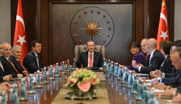 La Turchia concede nuovamente fiducia al Presidente Erdoğan