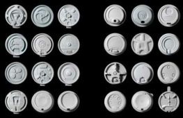 Coffee Lids di Harpmann e Specht: coperchi di design
