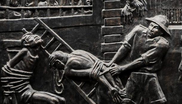 La tortura: oggi e ieri