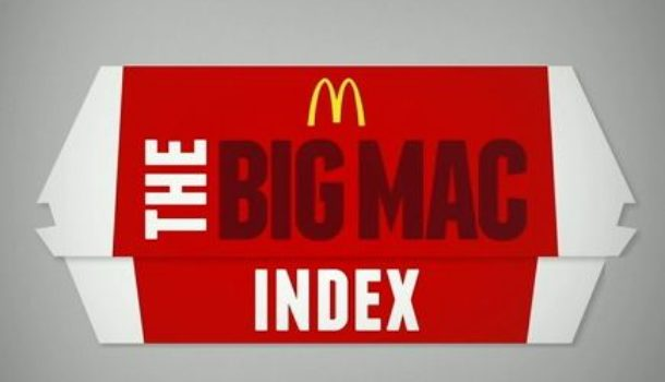Big Mac Index: il Big Mac sul tavolo dell'economia