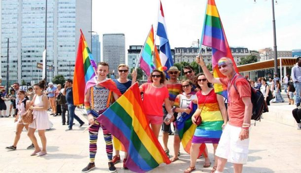 Il Gay Pride di Milano