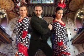 Spettacolo di Flamenco al Palau de la mùsica di Barcellona
