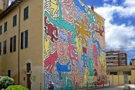 Keith Haring: arte come protesta sociale pacifica