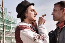 I nuovi volti del cinema italiano : le luminose stelle di Marinelli e Borghi