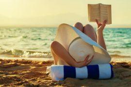 Cosa si leggeva in spiaggia negli anni '70-'80