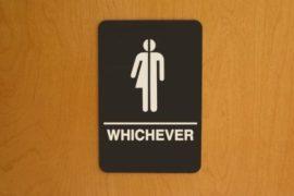 Che tu sia maschio, femmina o genere X, vivrai con dignità
