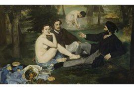 Le donne di Manet tra sesso e tabù