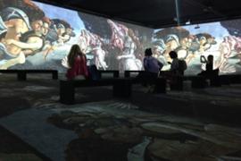 Modigliani Art Experience: l'arte al tempo del virtuale