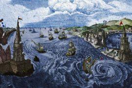 Scilla e Cariddi: dove i marinai vengono inghiottiti