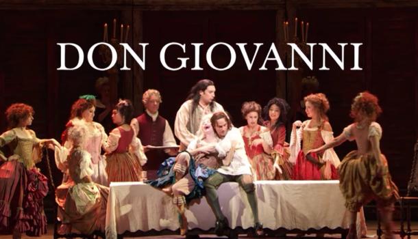 Mozart, Kierkegaard e il Don Giovanni