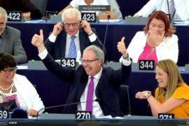I problemi dell'Europa con la tecnologia: Copyright e GDPR