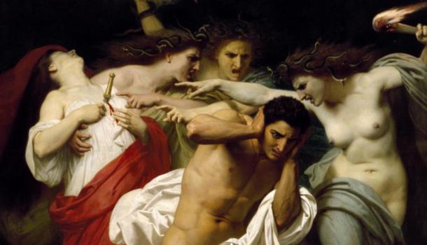 Riconciliazione e perdono: Les Euménides