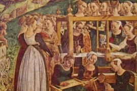L'illusione di poter sfidare una dea: Aracne contro Atena