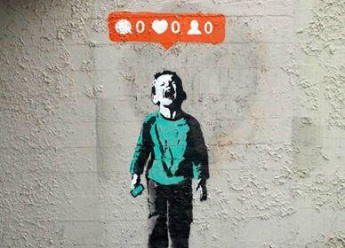 Come comunica l'arte contemporanea attraverso Instagram?