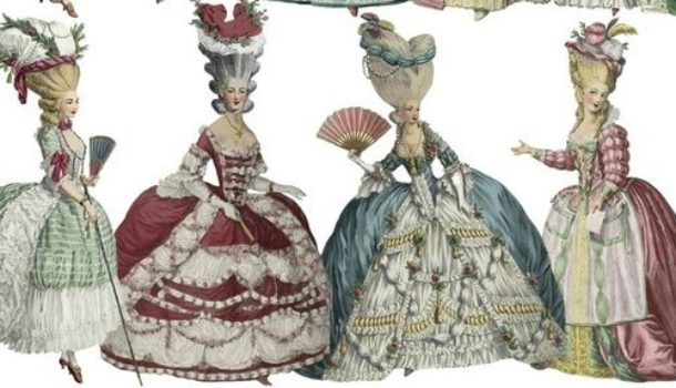 Rose Bertin, una delle prime stiliste della storia