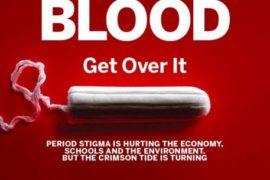 Manifesto anti-tabù per la riabilitazione del sangue mestruale