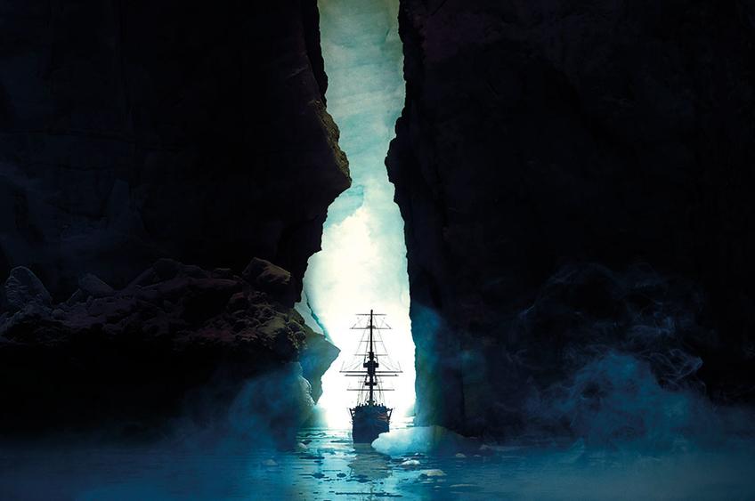 The Terror: la serie tv horror ambientata tra i ghiacci artici