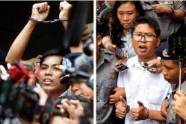 Reporter birmani colpevoli di aver difeso i rohingya