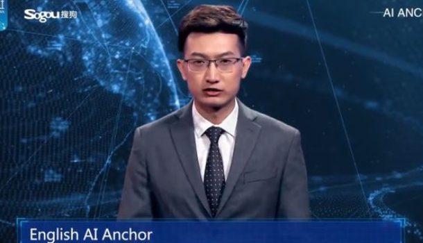 Tg cinesi con conduttori virtuali: ci sono dei lati positivi?