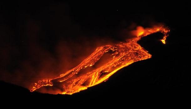 Eruzioni vulcaniche nel sistema solare