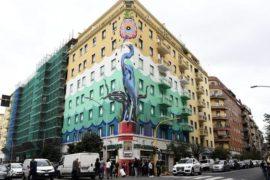 Hunting Pollution: il murales ecosostenibile