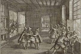 La defenestrazione di Praga