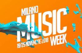 Music Week Milano 2018