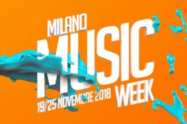 Music Week Milano 2018