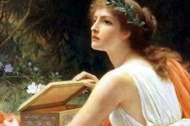 Come l'arte racconta Pandora e il Vaso che la condannò in eterno