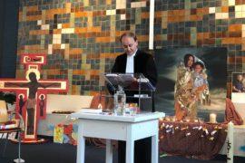 A Bethel, l'accoglienza val bene una messa