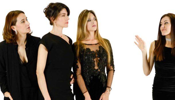 """""""Le cognate"""", una commedia con Anna Valle"""
