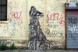 La street art è donna: quattro artiste dal mondo parlano così di diritti