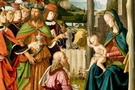 L'Adorazione dei Magi del Perugino a Palazzo Marino