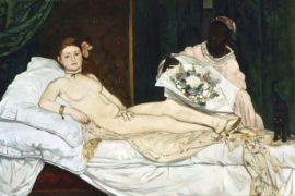 Gli scandali di Manet