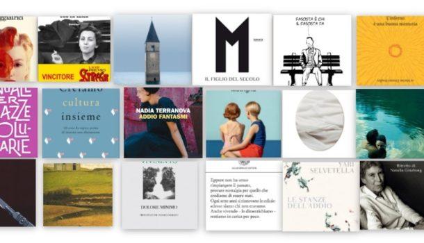 I 20 libri italiani più importanti del 2018