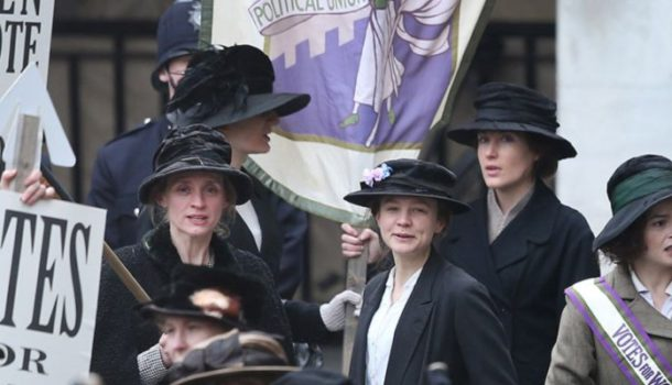 """""""Suffragette"""", la lotta per i diritti civili delle donne"""