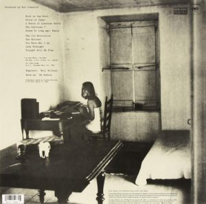 Songs of a room
